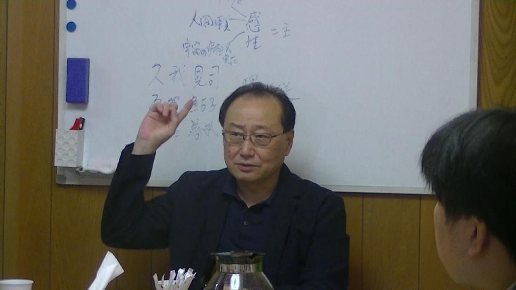 2017年10月4日(水)感性論哲学入門講座開催しました。