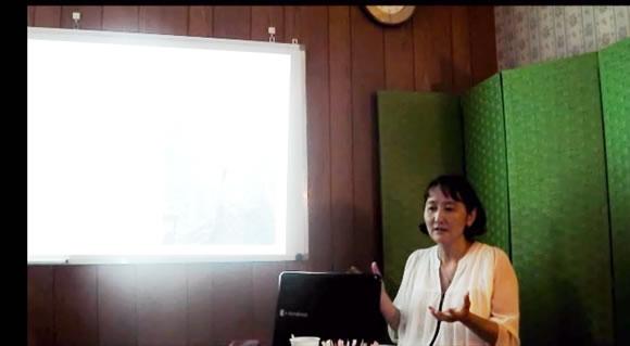 20150612akashi - 2015年6月12日、明石麻里先生の女神セミナーを開催致しました。