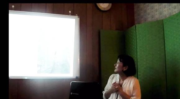 20150612akashi03 - 2015年6月12日、明石麻里先生の女神セミナーを開催致しました。