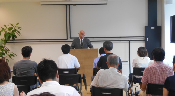 東京思風塾、意志ある教育とは~人材教育から人物教育へ