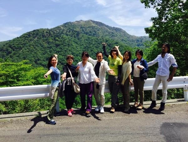 徳島剣山ツアー