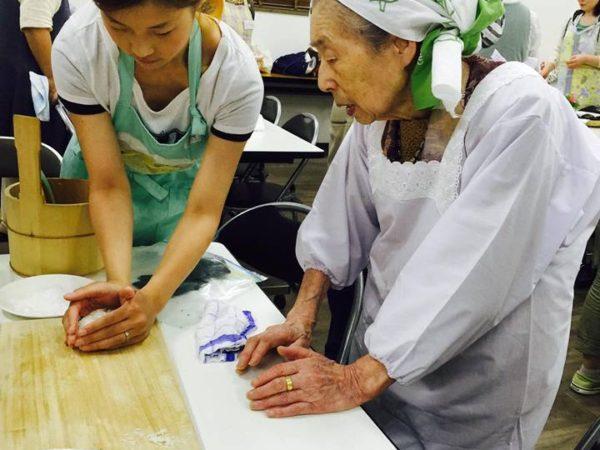 佐藤初女先生 お料理講習会