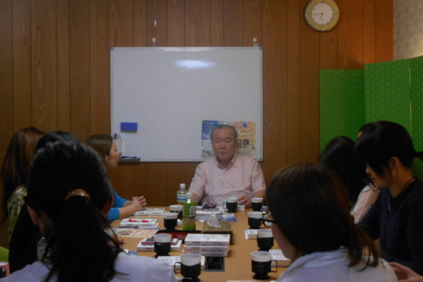 2016年5月12日池川明先生、愛の子育て塾7期第2講座