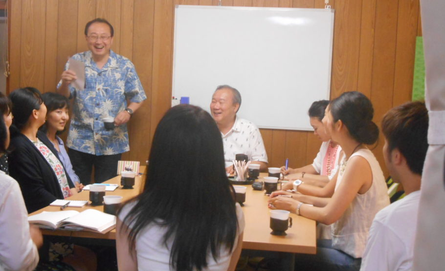 池川明先生、愛の子育て塾8期第1講座