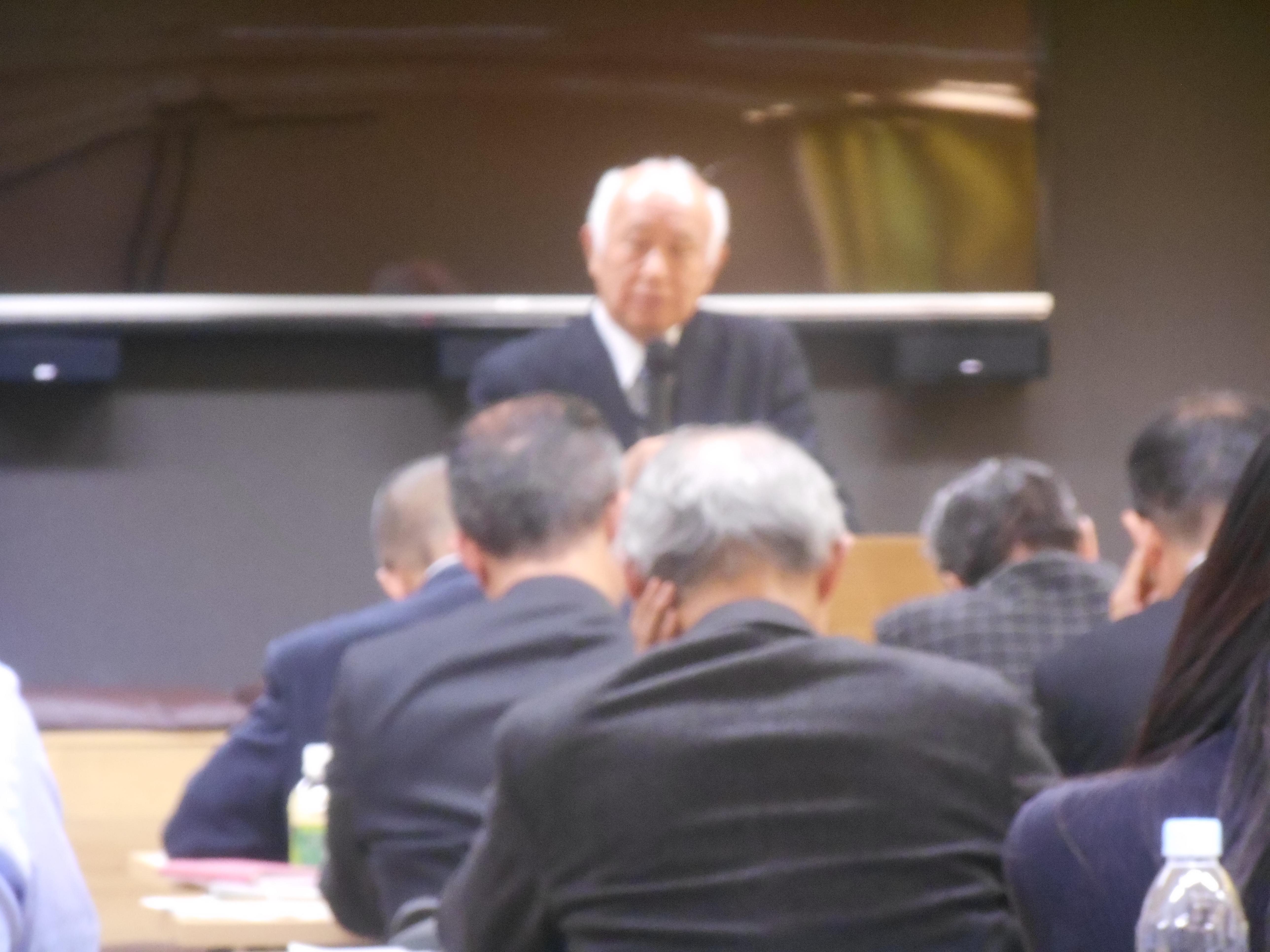 平成29年度 東京思風塾2月4日開催テーマ「宇宙とつながって生きるとは」