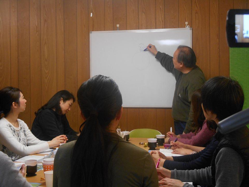 2017年3月9日池川明先生愛の子育て塾9期第3講座
