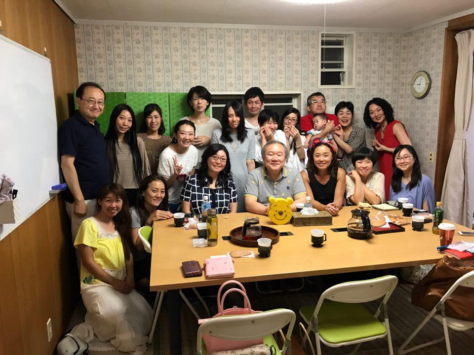 2017年7月27日愛の子育て塾10期第3講座