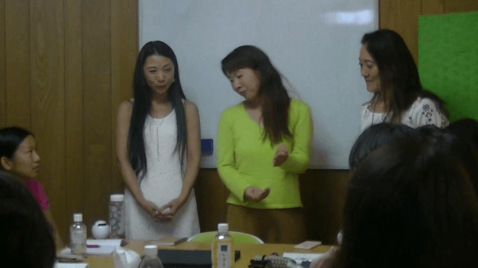 2017年9月7日愛の子育て塾第11期第2講座開催しました。