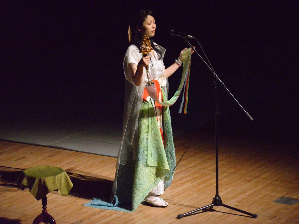 戦後70年記念&東北支援チャリティイベント「日本(やまと)の響きと祈り」〜今、呼びもどそう和のこころ〜