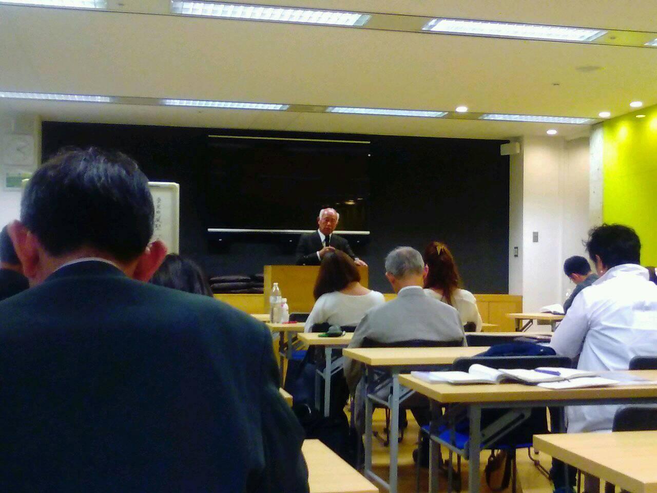 2017年10月7日(土)東京思風塾テーマ「愛ある子育てとは~思春期から社会人へ~」