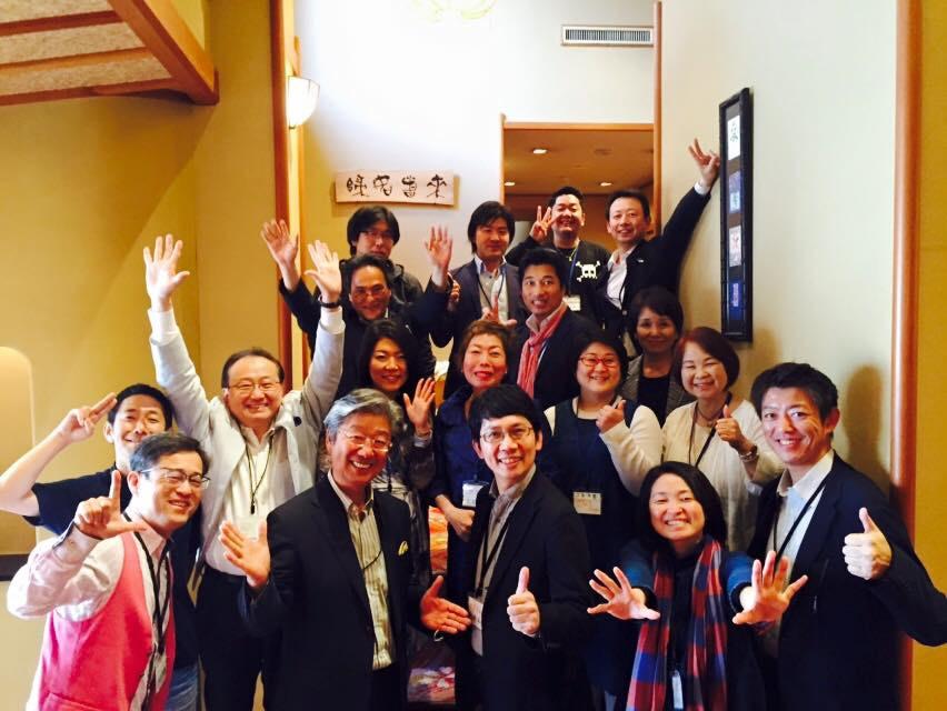 2016年4月18,19日第1回第1期 100年後も残って欲しい会社セミナーを開催しました。