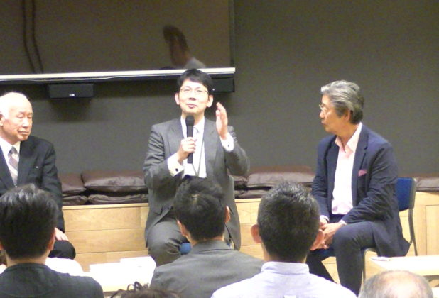 PIC 0041 618x420 - 2016年10月1日平成28年度第6回東京思風塾開催しました。