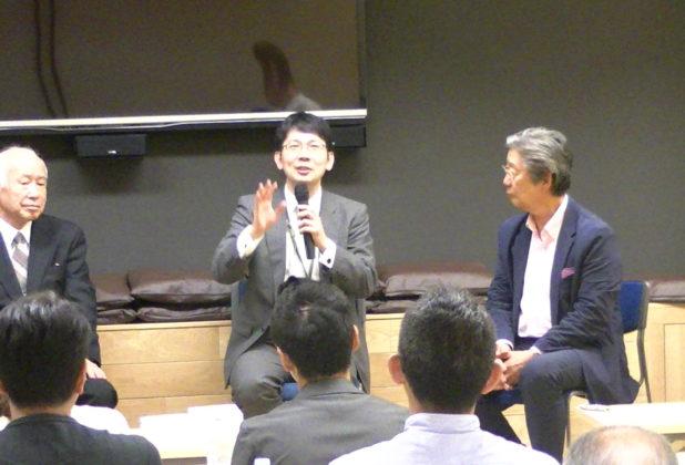PIC 0042 618x420 - 2016年10月1日平成28年度第6回東京思風塾開催しました。