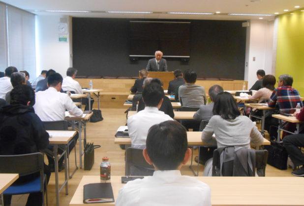 DSCN2276 618x420 - 2016年12月3日東京思風塾第6回 「時代が求める人物~感性論哲学リーダー論~」