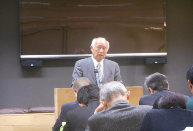 DSCN2298 618x420 - 2016年12月3日東京思風塾第6回 「時代が求める人物~感性論哲学リーダー論~」
