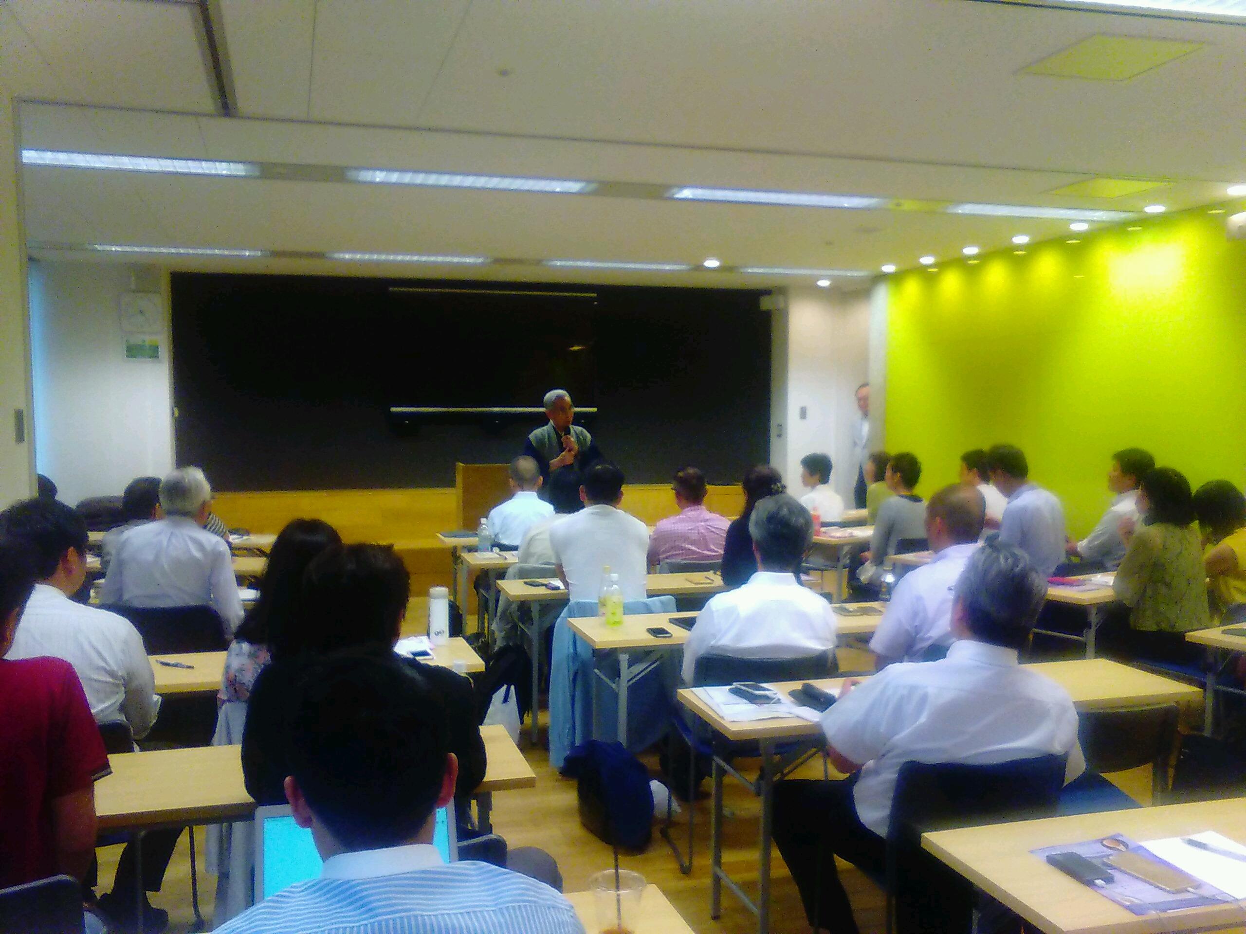 20181006164213 1 - 2018年10月6日(土)第5回東京思風塾開催しました。