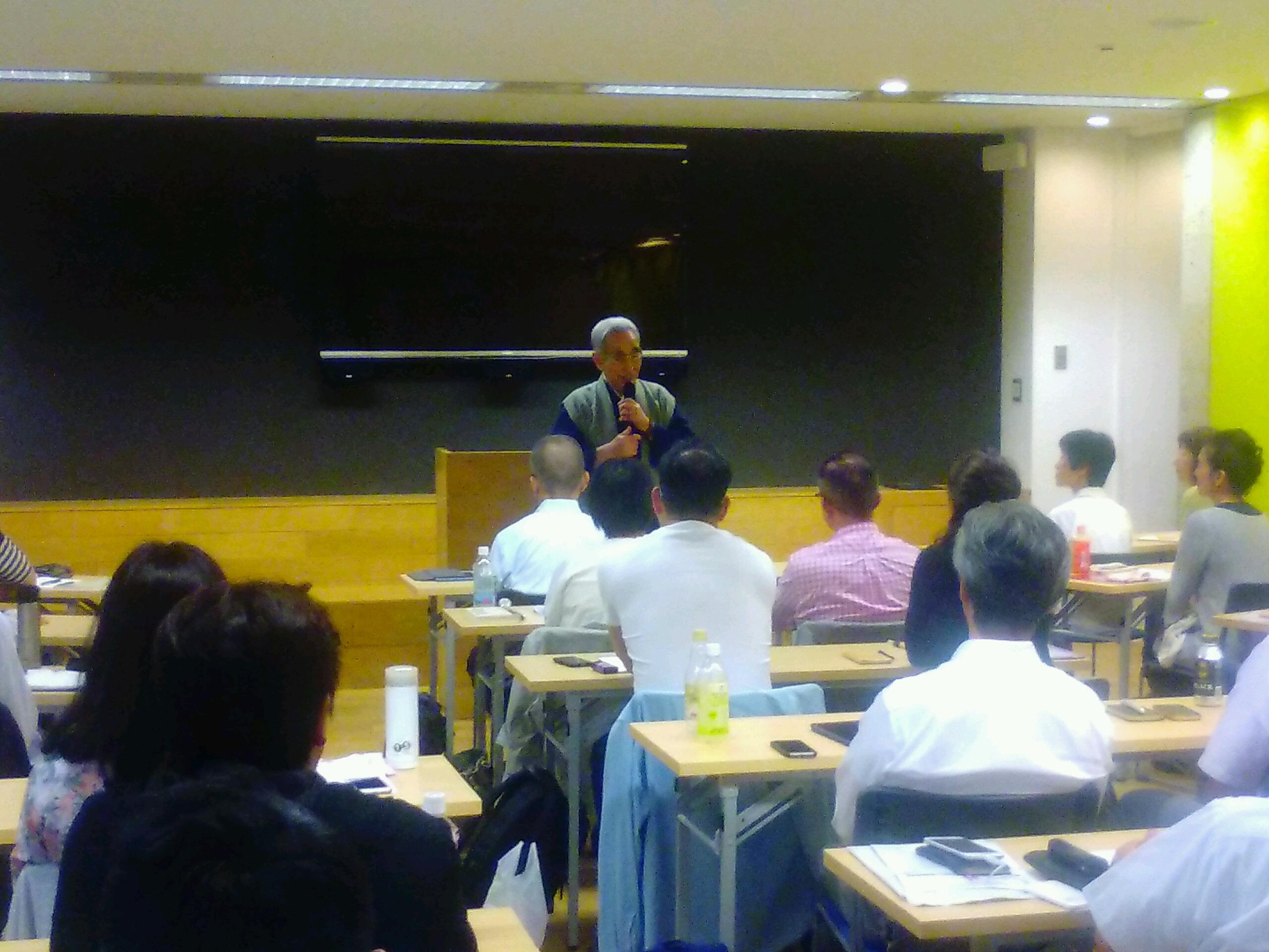 20181006164224 1 - 2018年10月6日(土)第5回東京思風塾開催しました。