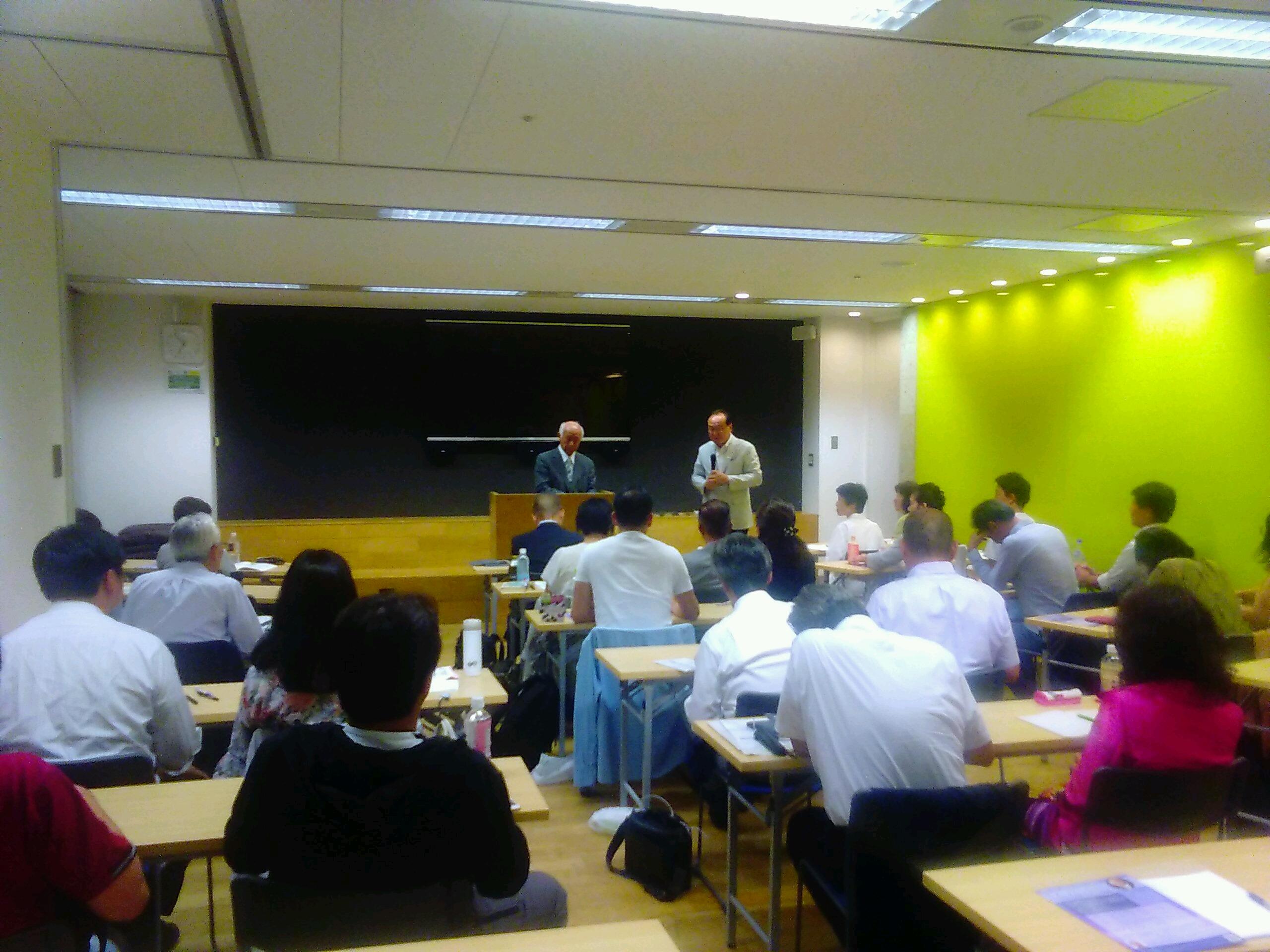 20181006185417 - 2018年10月6日(土)第5回東京思風塾開催しました。