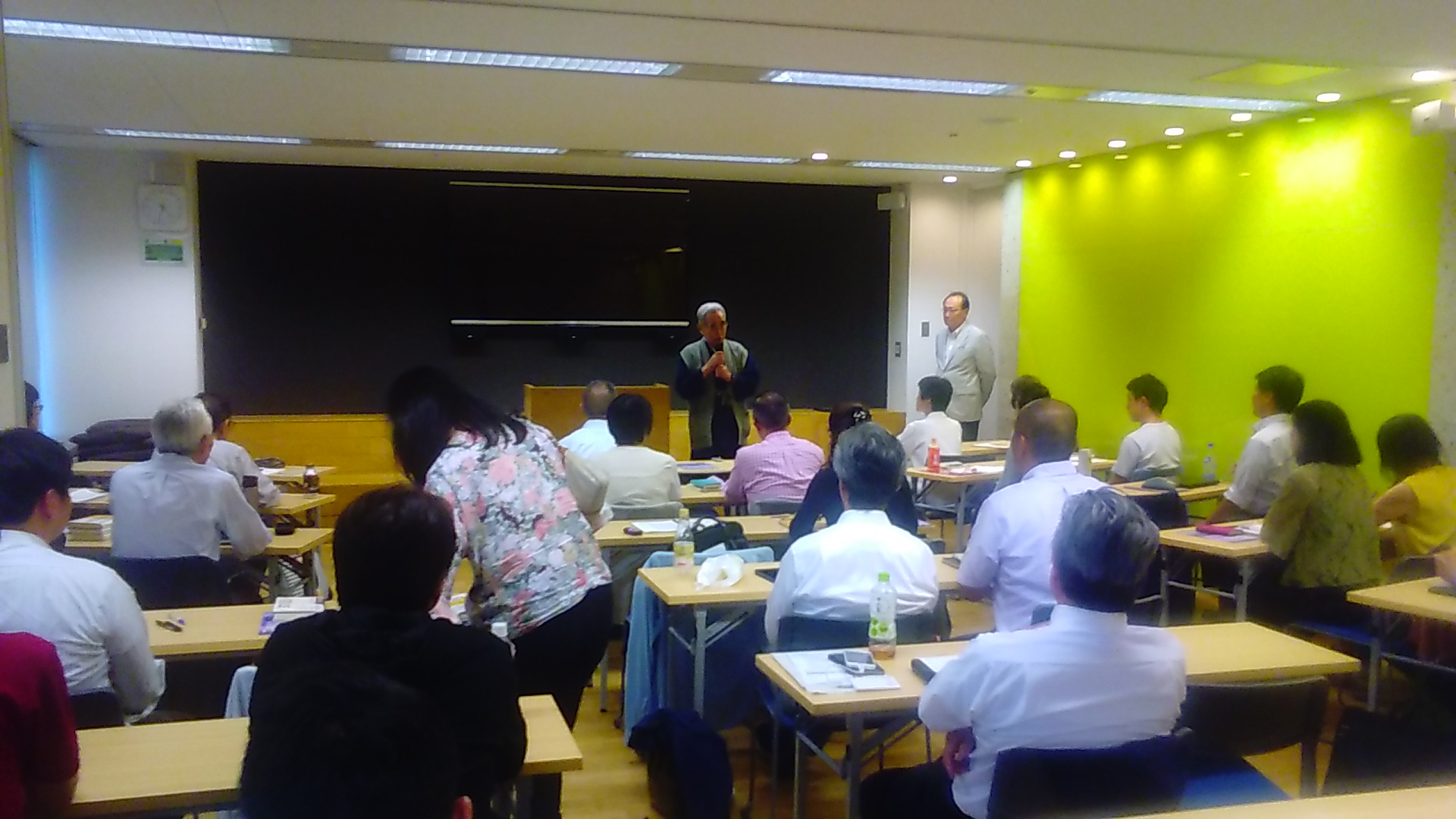KIMG0822 1 - 2018年10月6日(土)第5回東京思風塾開催しました。