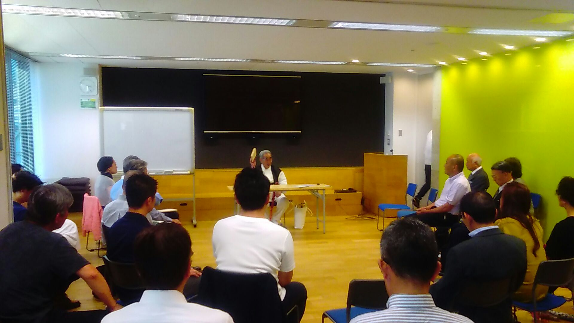 179828 - 第5回東京思風塾「使命を見つけ出すための6つの問いとは」をテーマに開催しました。