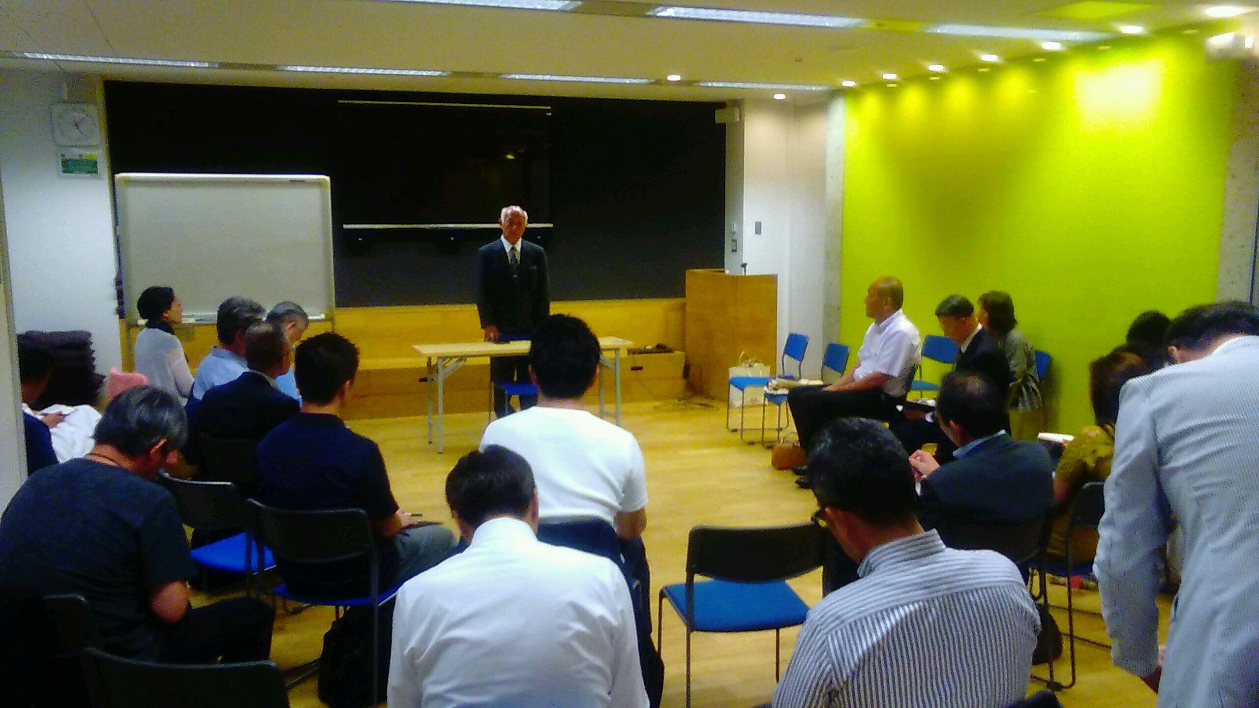 179836 - 第5回東京思風塾「使命を見つけ出すための6つの問いとは」をテーマに開催しました。