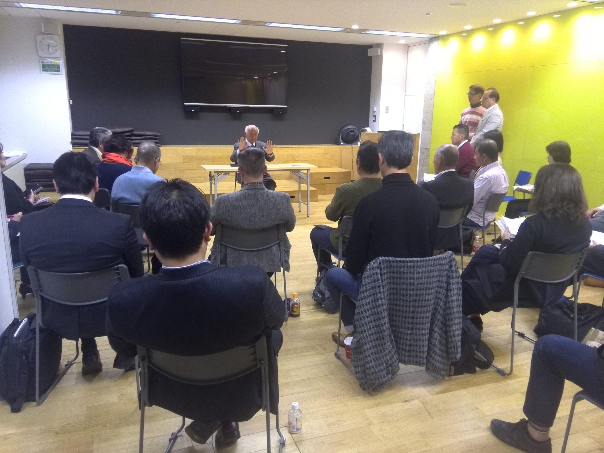 IMG 20110109 143154 scaled - 2019年12月7日(土)第6回東京思風塾「人生の鉄則からの5つの問いとは」をテーマに開催