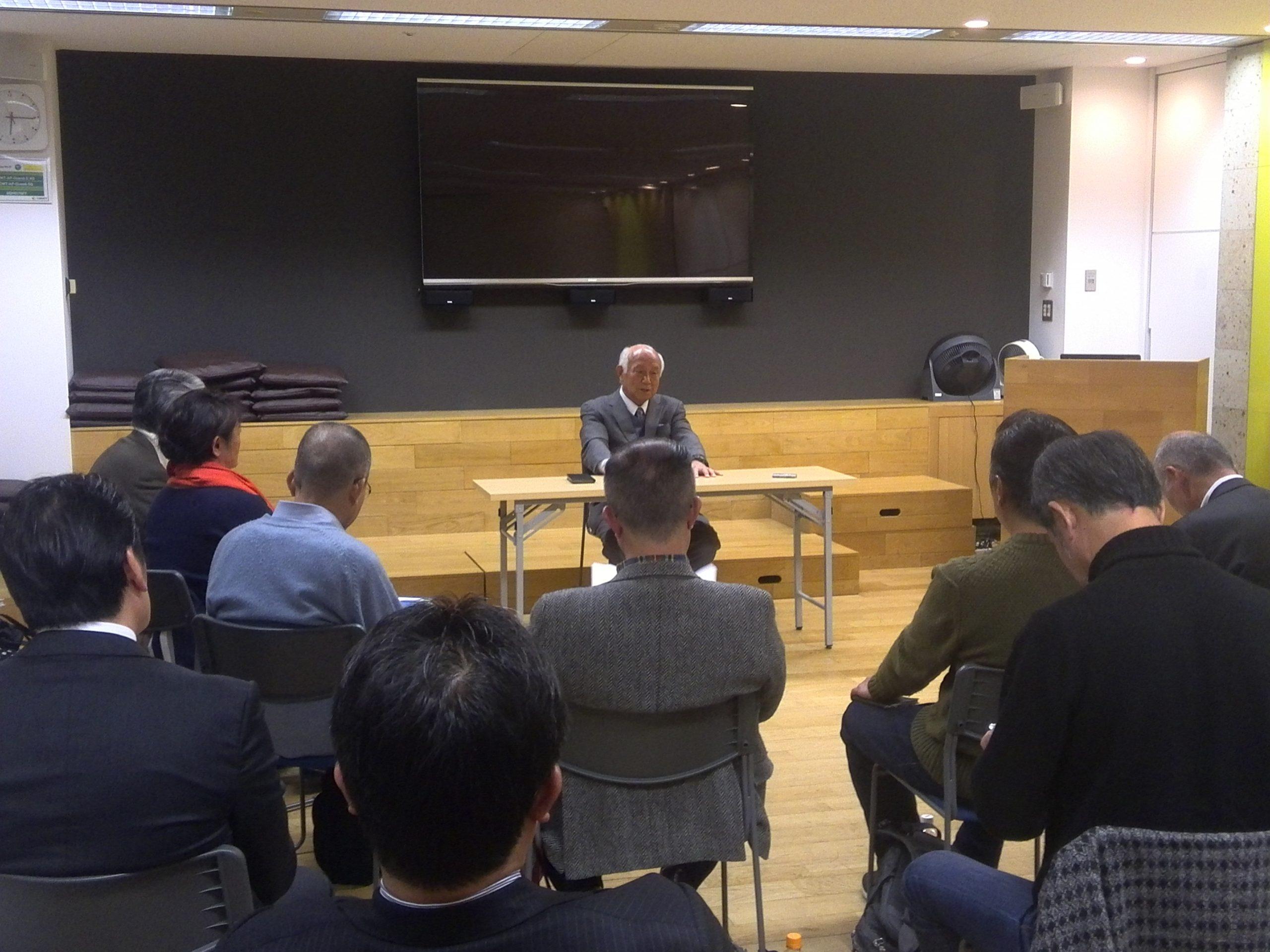 IMG 20110109 143215 scaled - 2019年12月7日(土)第6回東京思風塾「人生の鉄則からの5つの問いとは」をテーマに開催
