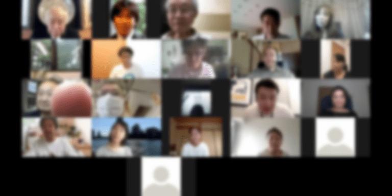 zoom 1.mp4 000574440 1 - 2020年6月6日東京思風塾開催しました。