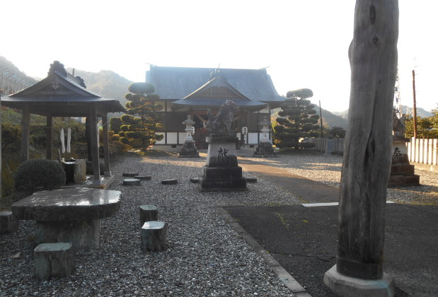 2014年阿波忌部女神ツアー