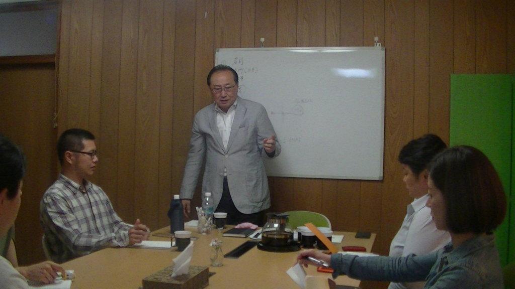 第4期「兼ちゃん先生のしあわせ講座」
