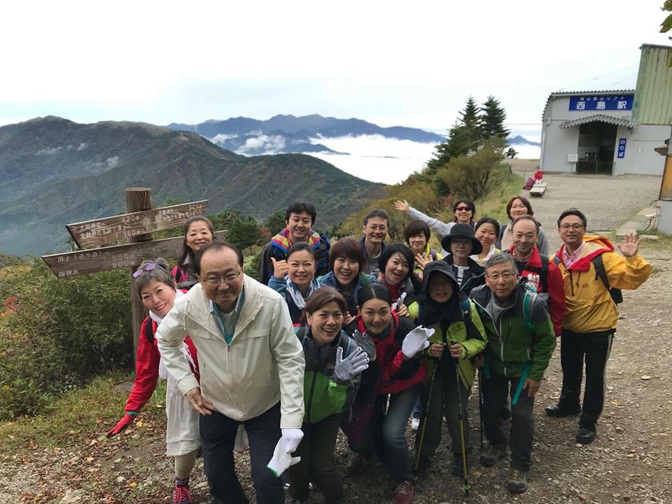 2017年10月14、15日つるぎ山を訪ねる阿波女神ツアー~内なる神を感じる旅~
