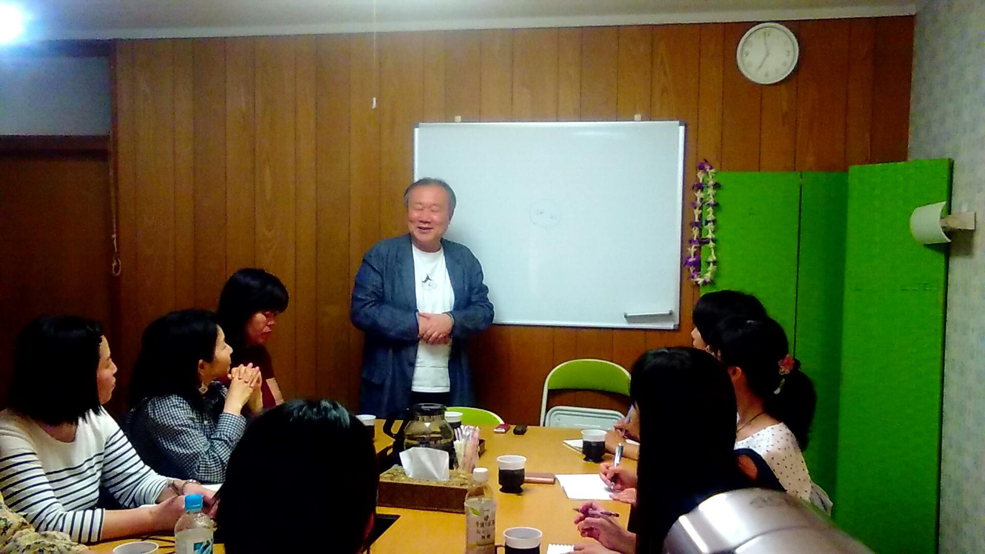 20180412185949 - 2018年4月12日 愛の子育て塾第12期第3講座開催しました。