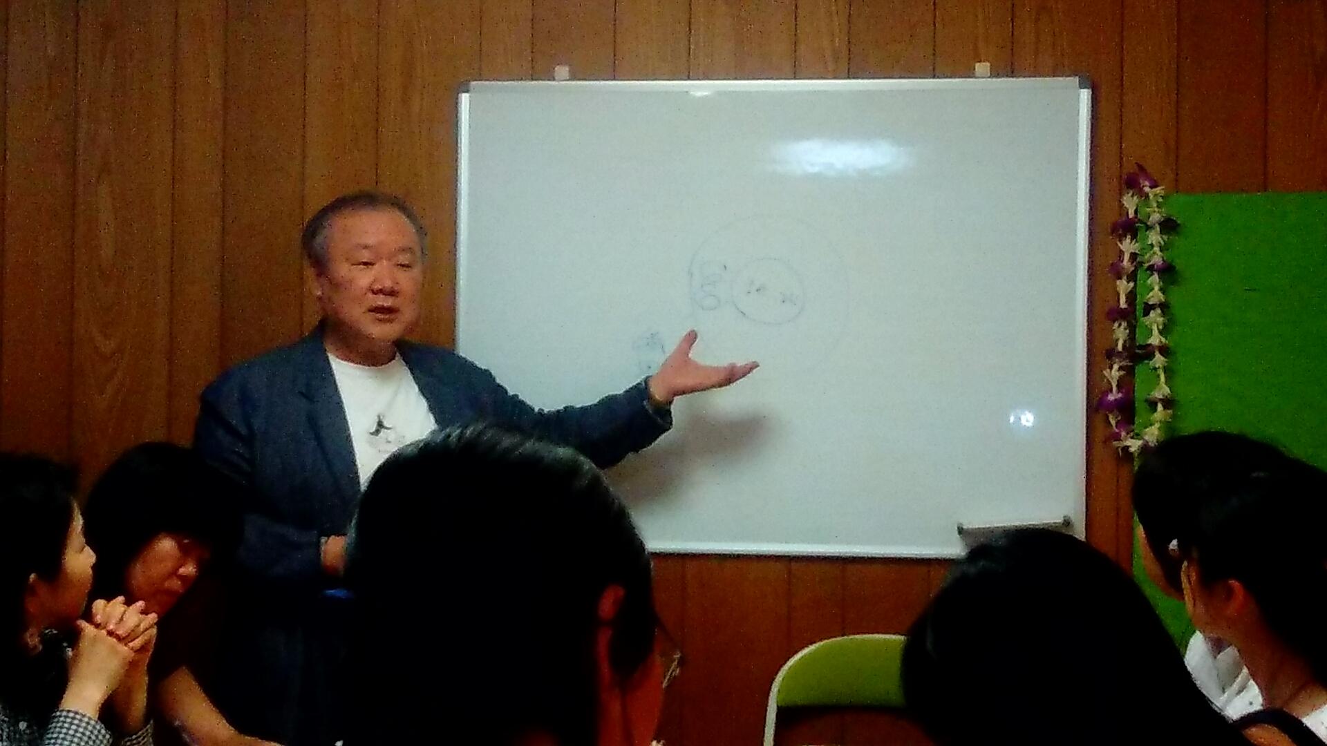 20180412190150 - 2018年4月12日 愛の子育て塾第12期第3講座開催しました。