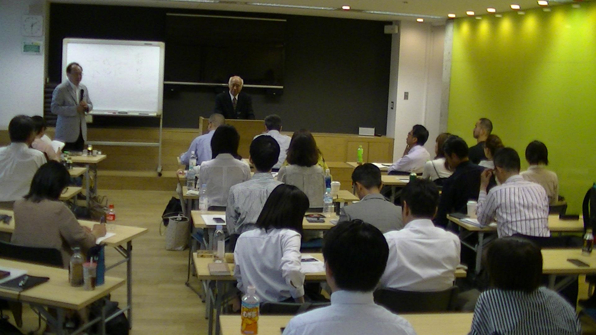 PIC 1075 - 2018年6月2日東京思風塾開催しました。