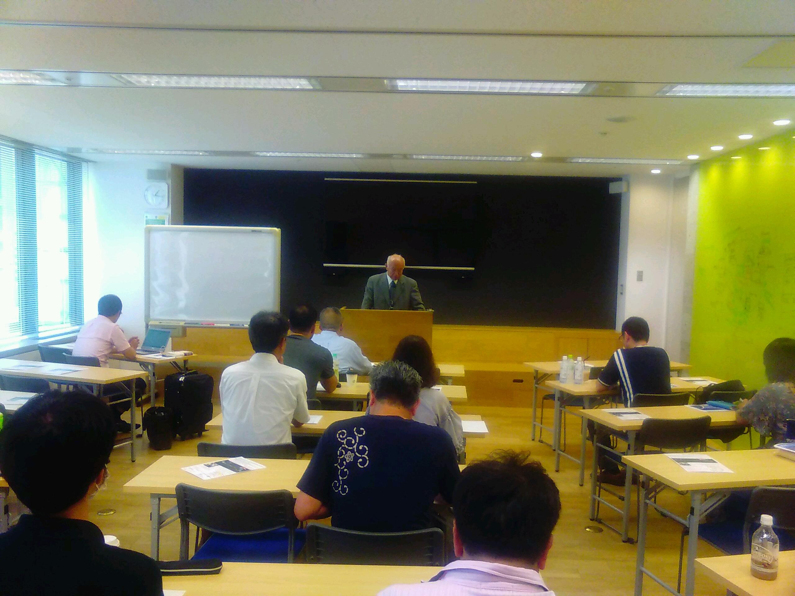 20180804131720 - 2018年8月4日第4回東京思風塾開催しました。