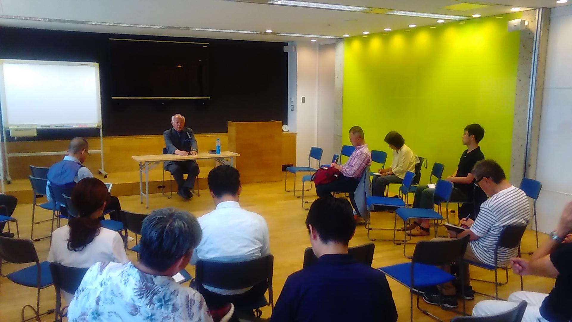 KIMG1360 - 第3回東京思風塾「本物の人間になるための問い」をテーマに開催しました。