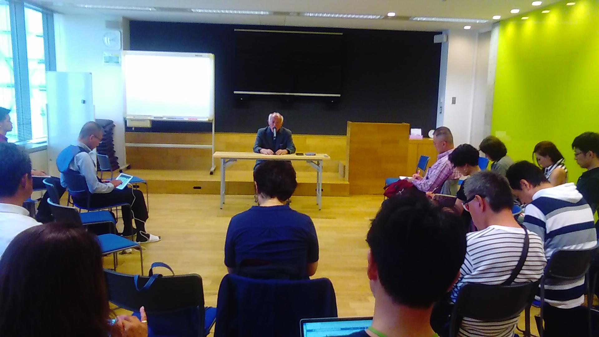 KIMG1362 - 第3回東京思風塾「本物の人間になるための問い」をテーマに開催しました。